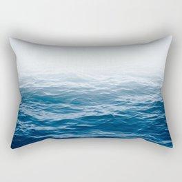 Cranky Ocean Rectangular Pillow