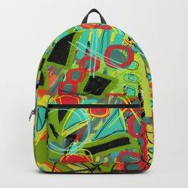 Geometric Explosion 1 Backpack