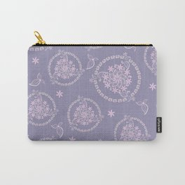 Circle Carry-All Pouch