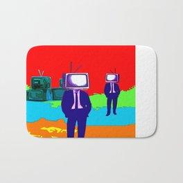 TV-Heads Bath Mat