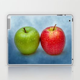 Green And Red Apples Laptop & iPad Skin