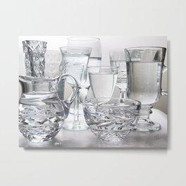 Clean Water Metal Print