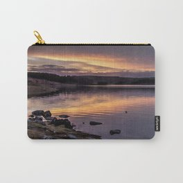 The Derwent Reservoir at sunset Carry-All Pouch
