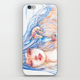 Just Another Burden  iPhone Skin
