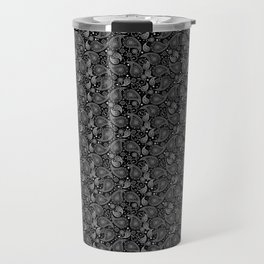 Pailesy clover design Travel Mug