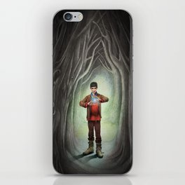Sorcerer iPhone Skin