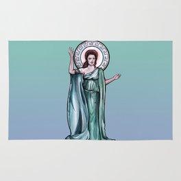 Goddess of Empathy Rug