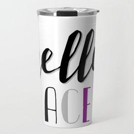 Ace Pride - Hella Ace Travel Mug