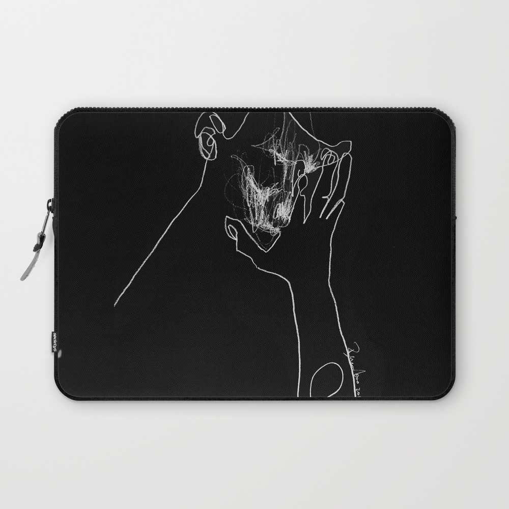 As Tears Go By Laptop Sleeve LSV9098676