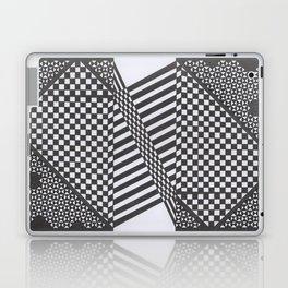Twisted mind Laptop & iPad Skin