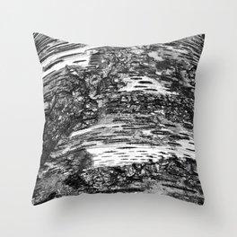 Brocken Throw Pillow