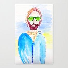 Adventurer Canvas Print