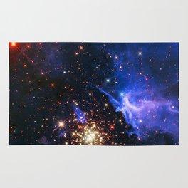 Star Forming Nebula Rug