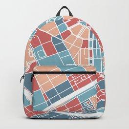 Detroit map Backpack