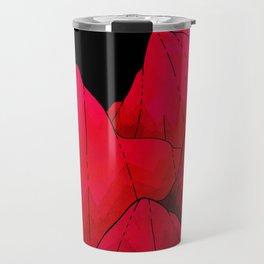 Rose red Rocks Travel Mug