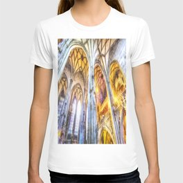 St Stephens Cathedral Vienna Art T-shirt