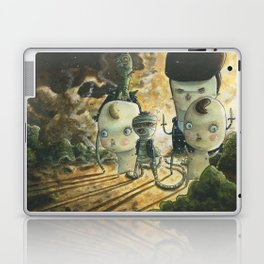 We Come For Your Lunch Money Laptop & iPad Skin