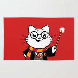 Wizardkitty Griffin House! Rug