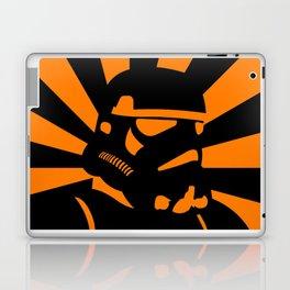 captain phasma Laptop & iPad Skin