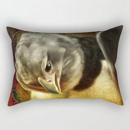 Chavin spirit Rectangular Pillow