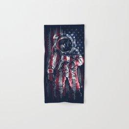 Astronaut Flag Hand & Bath Towel