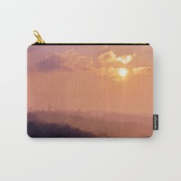 Sunset Over the Woods Carry-All Pouch