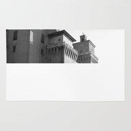 Castle of Ferrara Rug