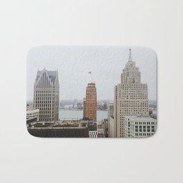 Architectual Variety - Detroit, MI Bath Mat