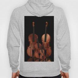 String Instruments Hoody
