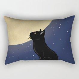 Moonlight Rectangular Pillow