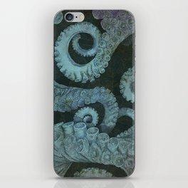 Octopus 2 iPhone Skin