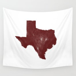 The Texas Are We - Shanna Wall Tapestry