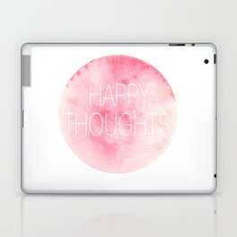 Happy Thoughts Laptop & iPad Skin