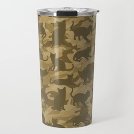 Operation Desert Cat Travel Mug