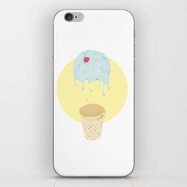 Winter Cravings iPhone Skin