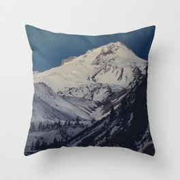 From Boy Scout Ridge Throw Pillow