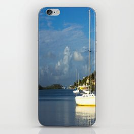 Over the Bay iPhone Skin