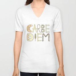 Carbe Diem Unisex V-Neck