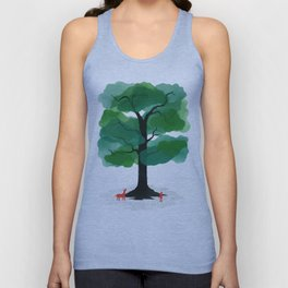 Man & Nature - The Tree of Life Unisex Tank Top