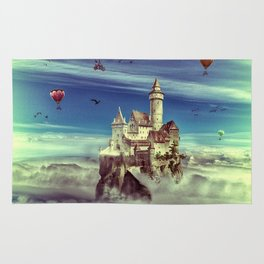 Laputa - Castle in the Sky Rug