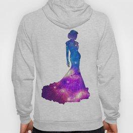Galaxy Dress Hoody