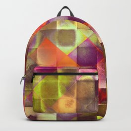CHECKED DESIGN II-v4 Backpack