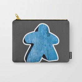 Giant Blue Meeple Carry-All Pouch