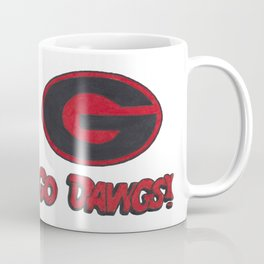 Go Dawgs Coffee Mug