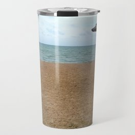 Somewhere on a Beach Travel Mug