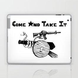 Come and Take It Laptop & iPad Skin