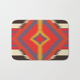 American Native Pattern No. 87 Bath Mat