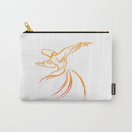 Sema The Dance Of The Whirling Dervish Carry-All Pouch