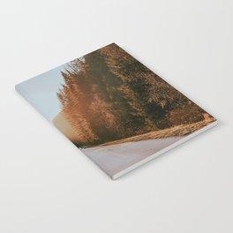 Golden Ears Notebook