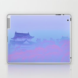In the Mist Laptop & iPad Skin